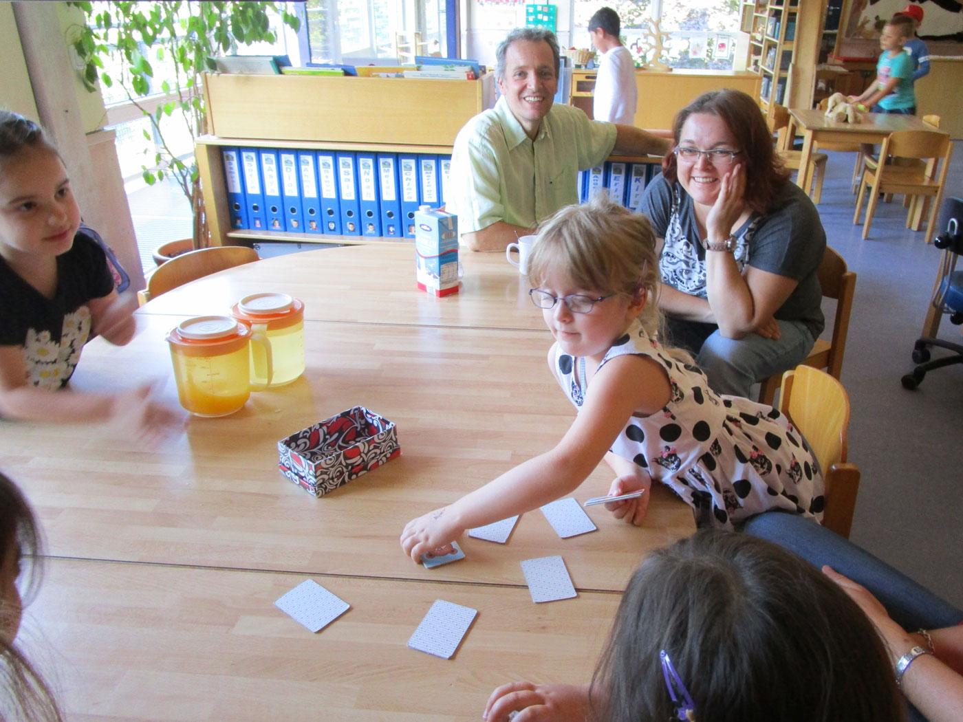 Elternhaus - Kindergarten