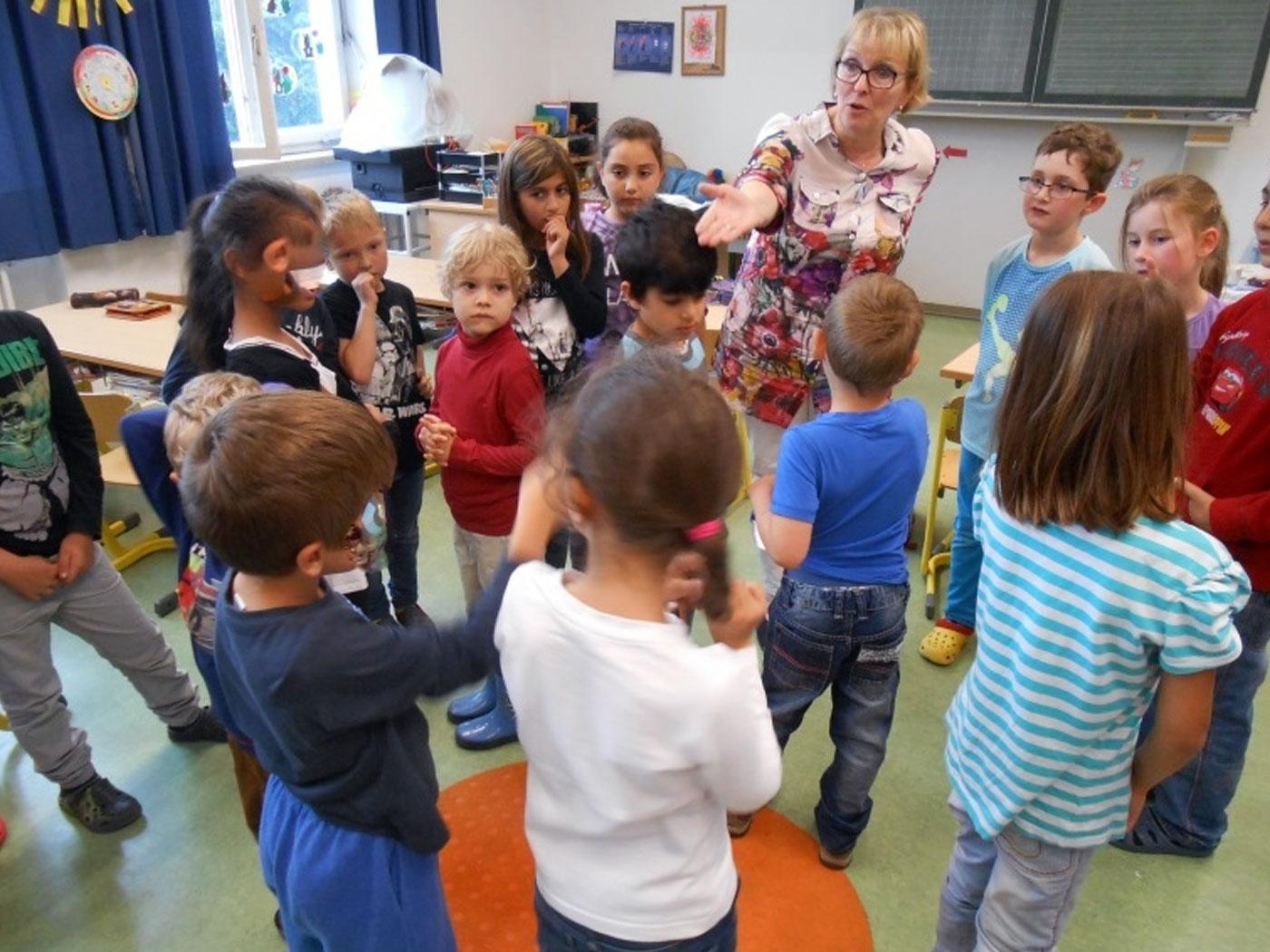 Kindergarten - Schule
